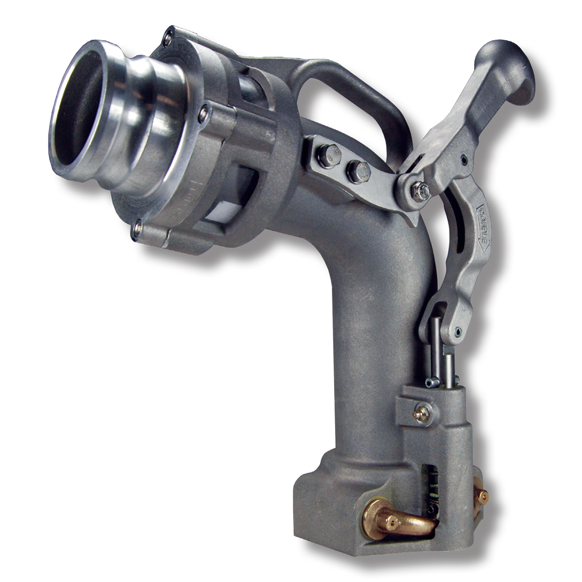 "Dixon 3"" Fuel Delivery Elbow"