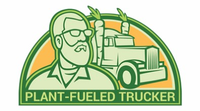 Plant-Fueled Trucker