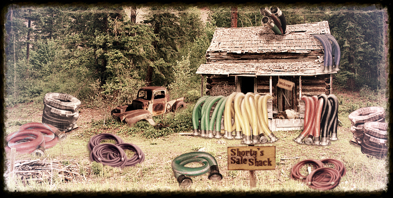 Welcome to Shorty's Hose Shack!