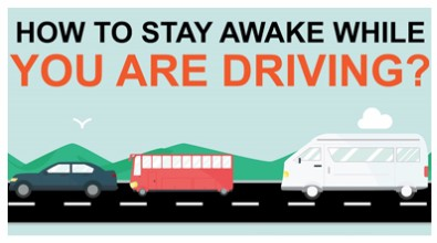 Stay Awake Driving Tips