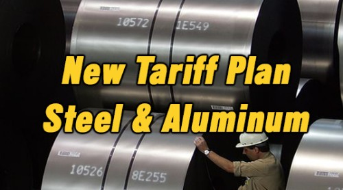 New Steel & Aluminum Tariffs