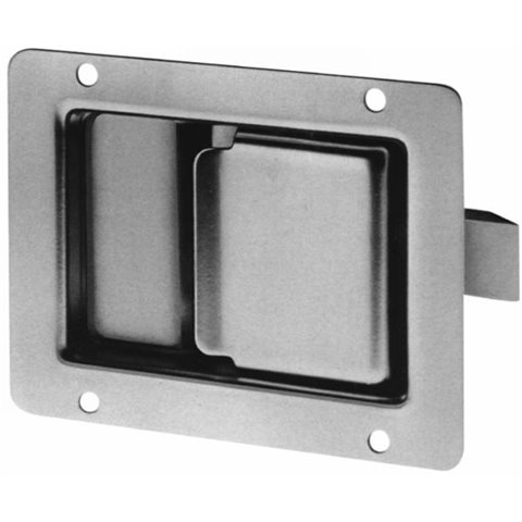 PAD-1M-SS - Stainless Steel Paddle Latch